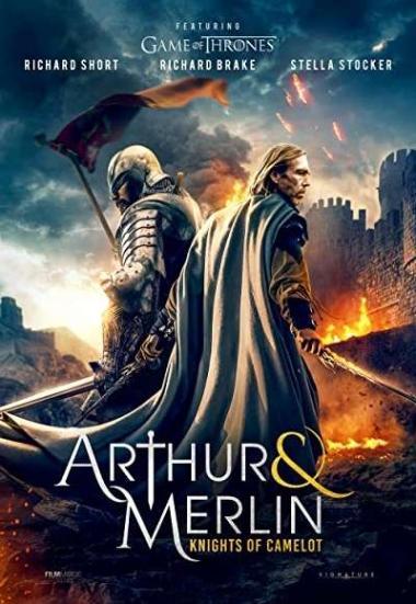 Arthur & Merlin: Knights of Camelot 2020