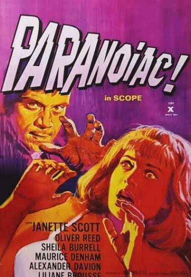 Paranoiac 1963