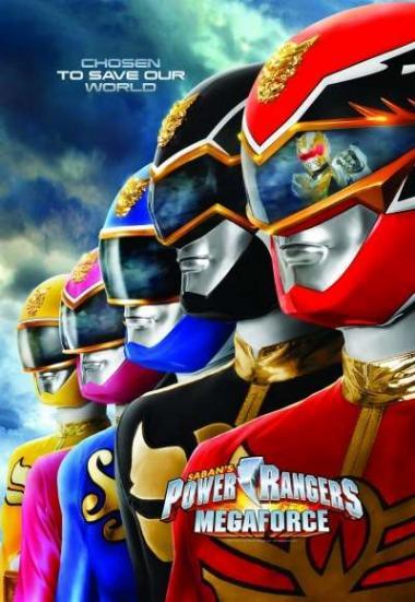 Power Rangers Megaforce 2013