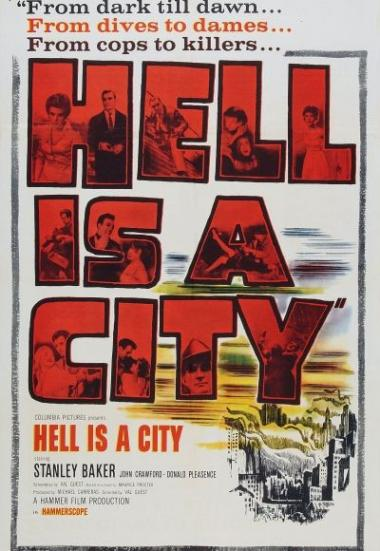 Hell Is a City 1960