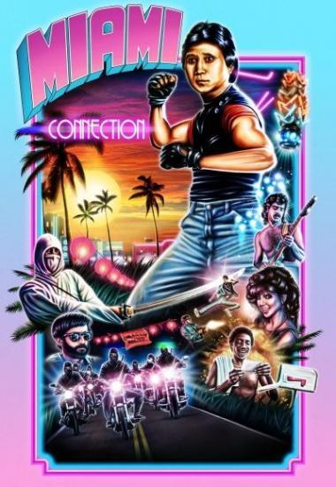 Miami Connection 1987