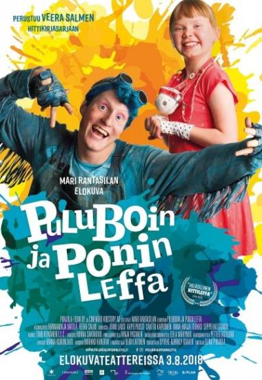 Puluboin ja Ponin leffa 2018