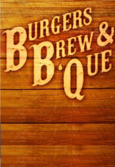 Burgers, Brew and 'Que 2015