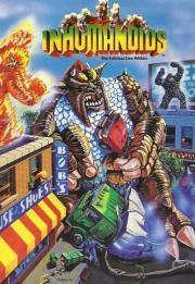 InHumanoids 1986