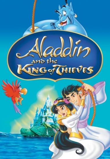 Aladdin And The King Of Thieves 1996