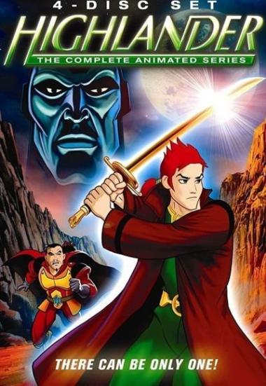 Highlander: The Animated Series 1994