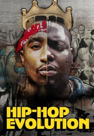 Hip-Hop Evolution 2016