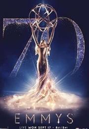 The 70th Primetime Emmy Awards 2018