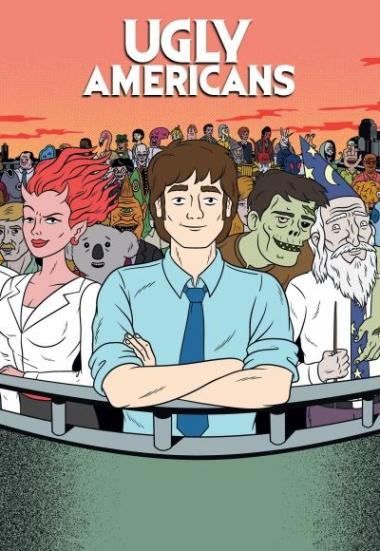 Ugly Americans 2010
