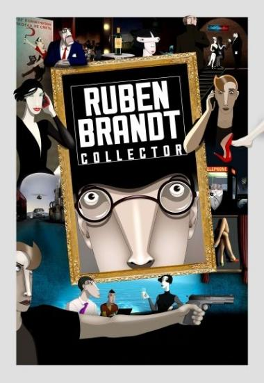 Ruben Brandt, Collector 2018