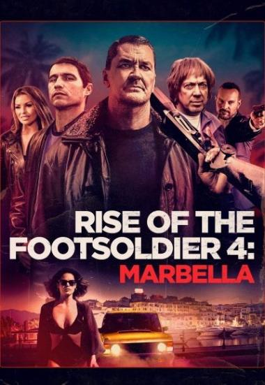 Rise of the Footsoldier: The Heist 2019