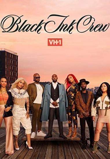 Black Ink Crew New York 2012