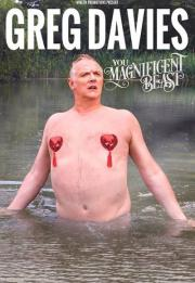 Greg Davies: You Magnificent Beast 2018