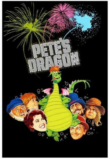 Pete's Dragon 1977