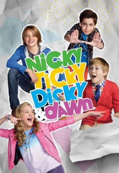 Nicky, Ricky, Dicky & Dawn 2014