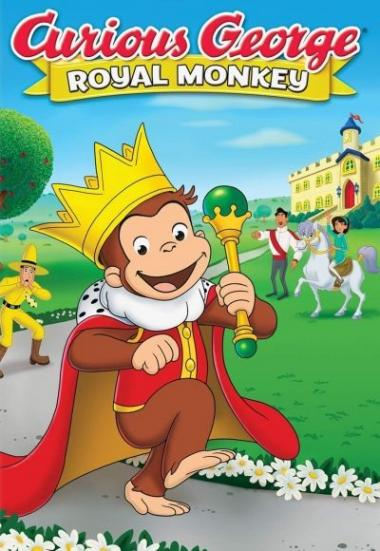 Curious George: Royal Monkey 2019