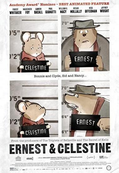 Ernest & Celestine 2012