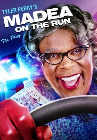 Tyler Perry's: Madea on the Run 2017