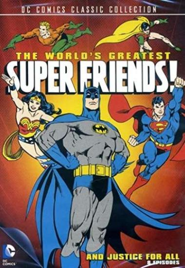 The World's Greatest SuperFriends 1979