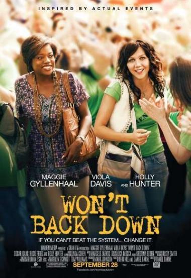 Won't Back Down 2012