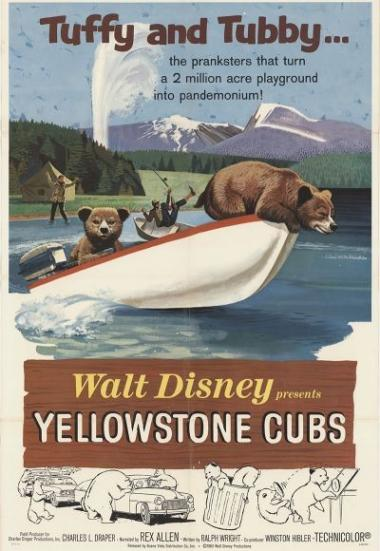 Yellowstone Cubs 1963