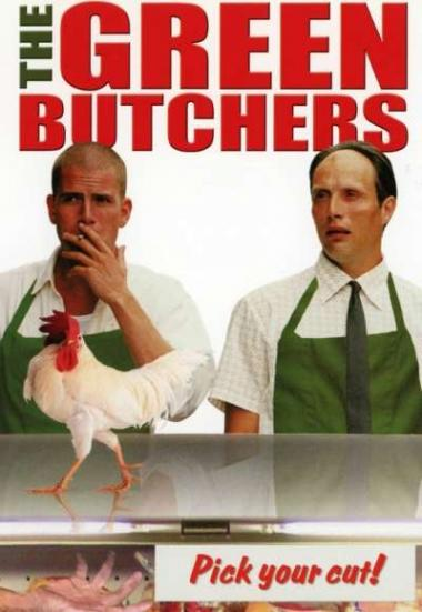 The Green Butchers 2003