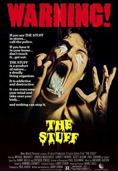 The Stuff 1985