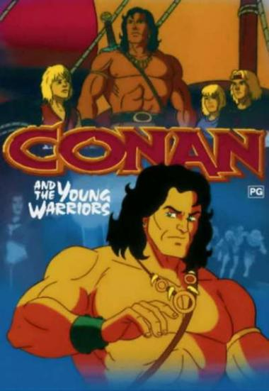 Conan and the Young Warriors 1994