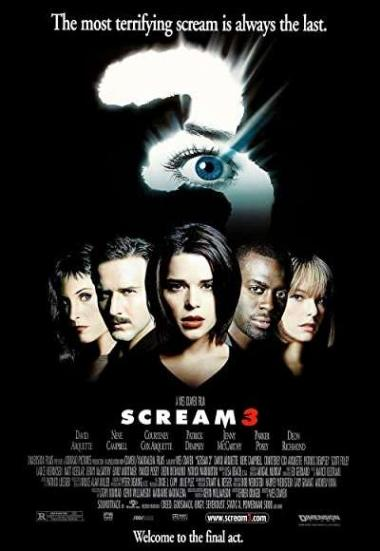 Scream 3 2000