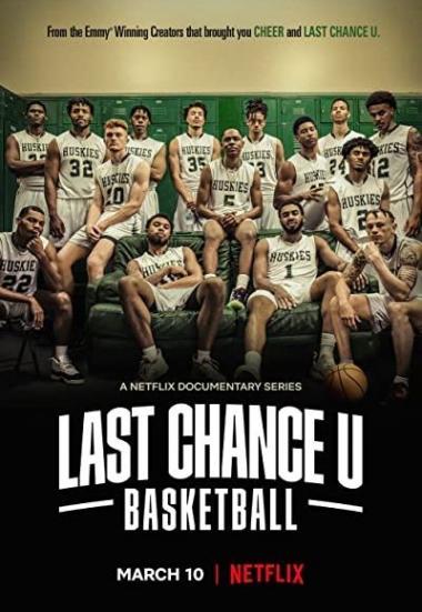 Last Chance U: Basketball 2021