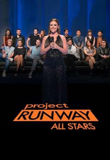Project Runway All Stars 2012