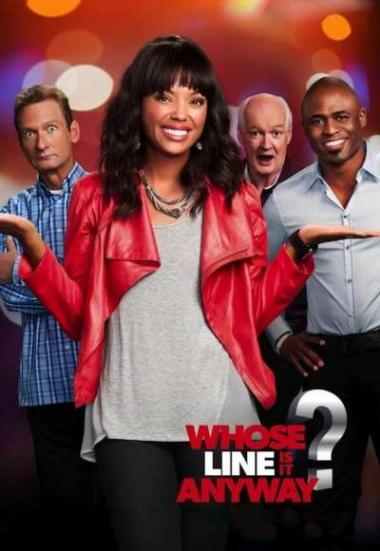 Whose Line Is It Anyway? 2013