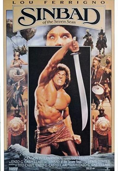 Sinbad of the Seven Seas 1989