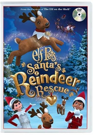 Elf Pets: Santa's Reindeer Rescue 2020