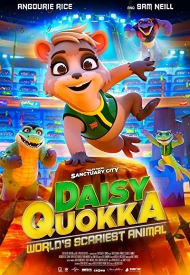 Daisy Quokka: World's Scariest Animal 2021