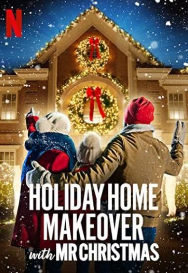 Holiday Home Makeover with Mr. Christmas 2020