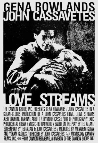 Love Streams 1984