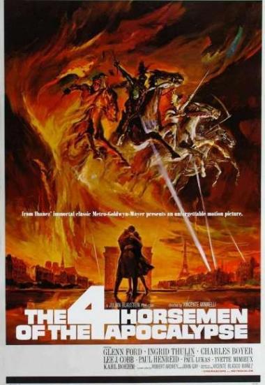 The Four Horsemen of the Apocalypse 1962