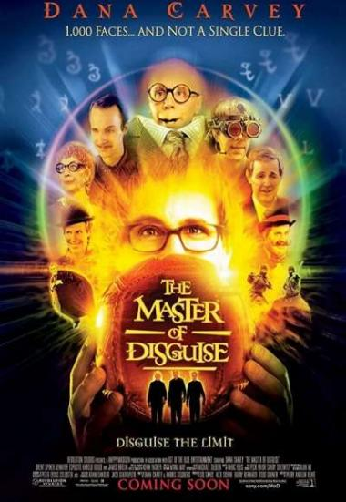The Master of Disguise 2002
