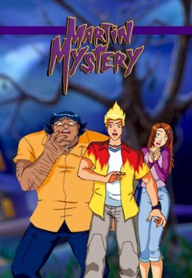 Martin Mystery 2003