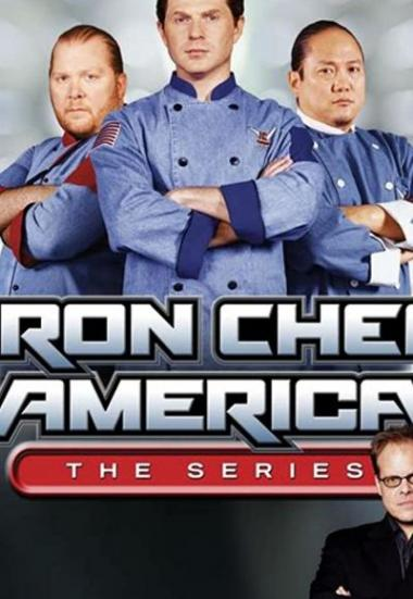Iron Chef America: The Series 2004