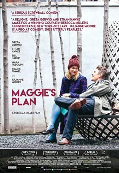 Maggie's Plan 2015