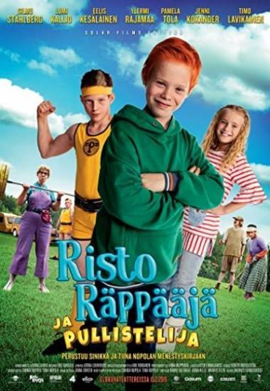 Risto Räppääjä ja pullistelija 2019