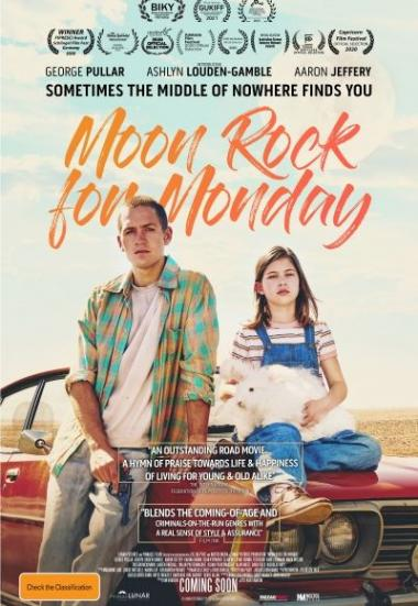 Moon Rock for Monday 2020