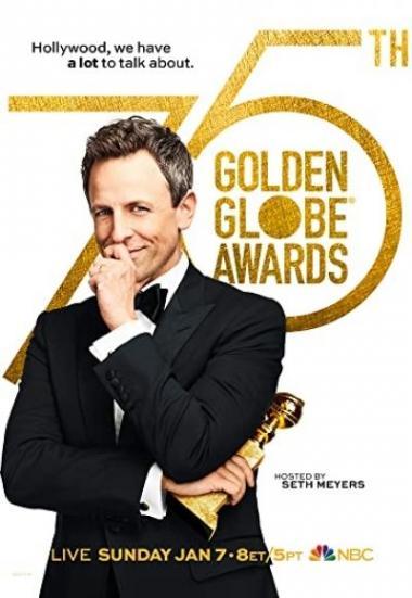 75th Golden Globe Awards 2018