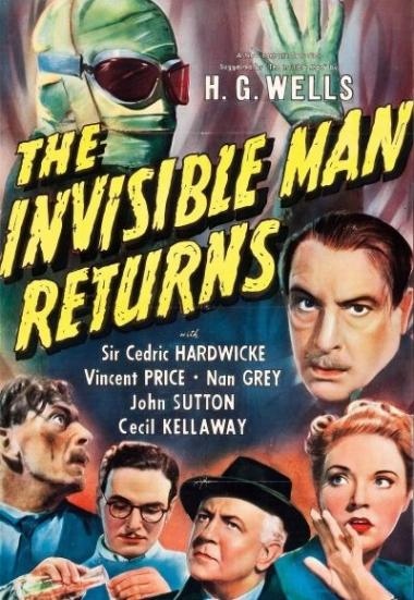 The Invisible Man Returns 1940