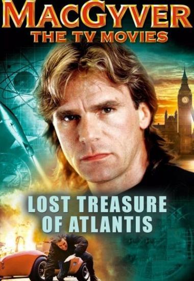 MacGyver: Lost Treasure of Atlantis 1994