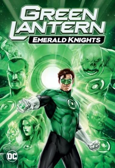 Green Lantern: Emerald Knights 2011