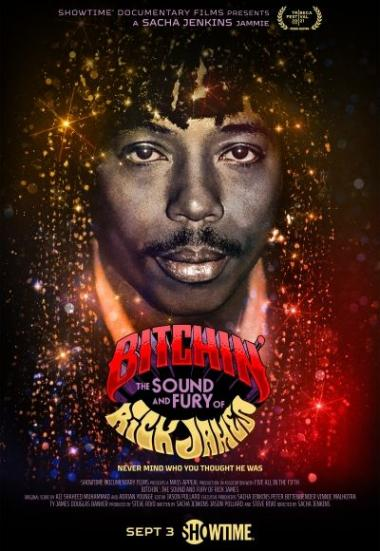 Bitchin': The Sound and Fury of Rick James 2021