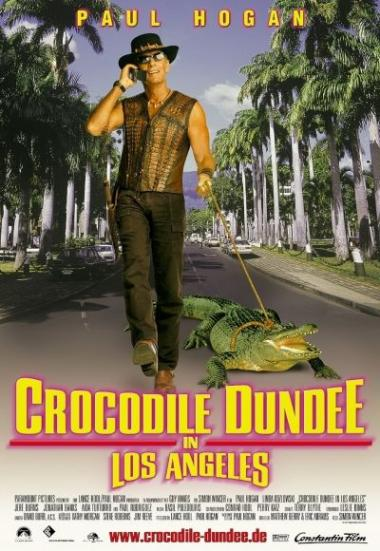 Crocodile Dundee in Los Angeles 2001